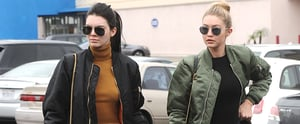 Of Course Kendall and Gigi Wore the Exact Same Jacket