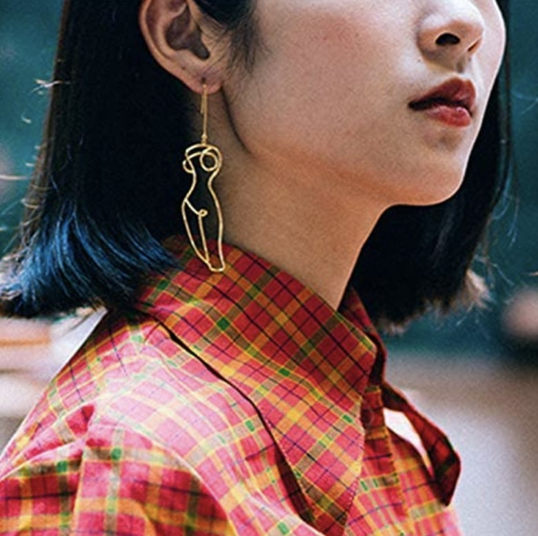 Cute Earrings on Amazon