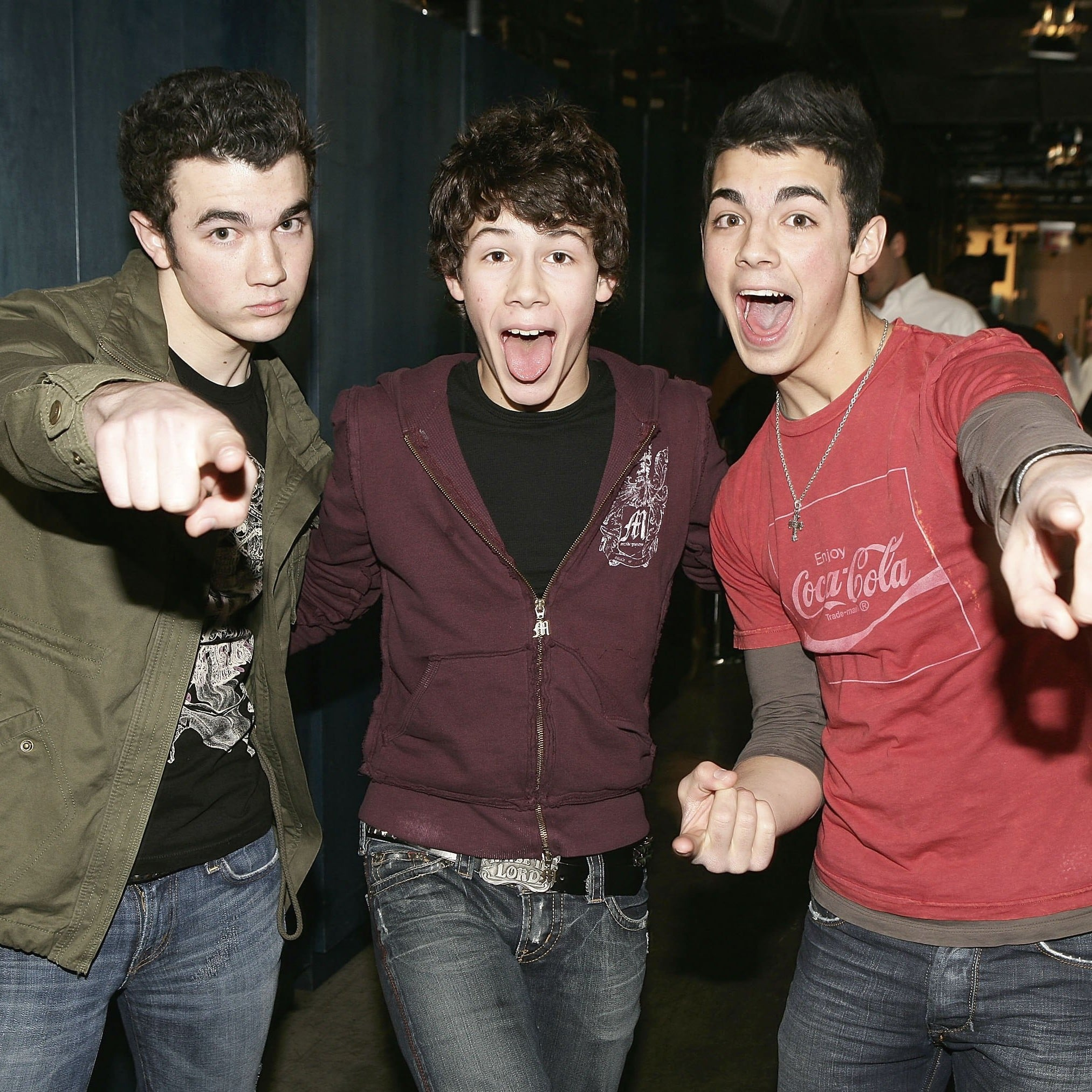 Image result for jonas brothers reunion