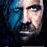 The Hound Game of Thrones season three poster.