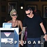 Lady Gaga and Dan Horton