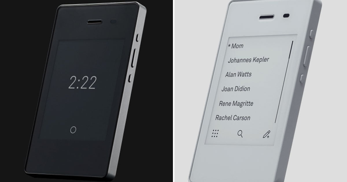 This Simplistic Phone Has No Apps and Only Lets You Call and Text, and It's Already Sold Out