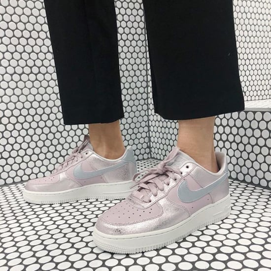 Pink Nike Air Force 1 Sneakers