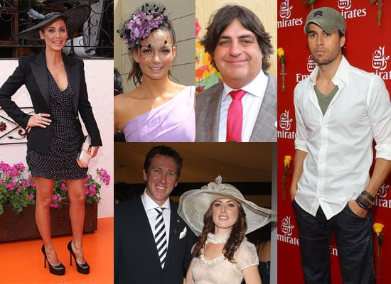 More Celebrities Attending 2010 Melbourne Cup