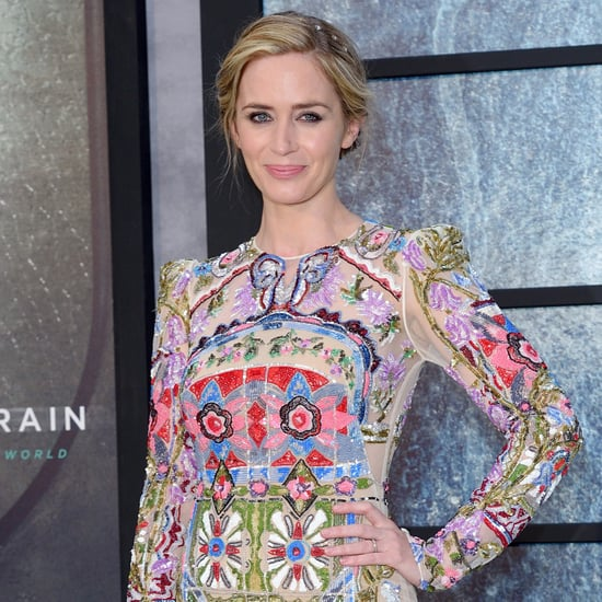 Emily Blunt Interview About Mary Poppins