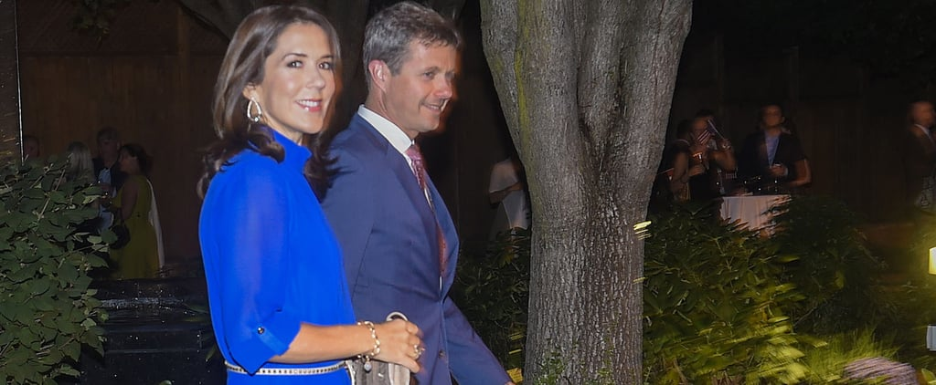 Princess Mary Knows There's Only 1 Way to Jazz Up Her Favorite Jumpsuit