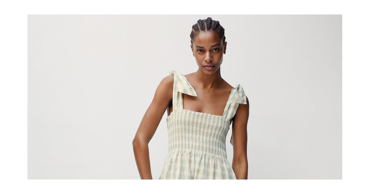 We'll Be Living Out High Summer Exclusively in Smocked Dresses