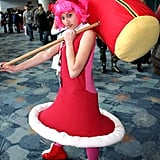 Amy Rose From Sonic the Hedgehog