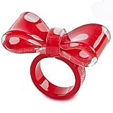 Bow Minnie Mouse Ring ($6)