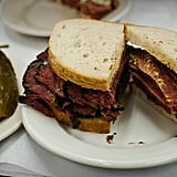 New York Pastrami Sandwich