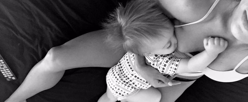 "In 1 Viral Post, Mom Gloriously Slams People Who Called Her Breastfeeding Pictures ""Gross"""