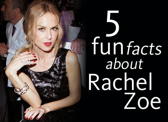 5 Fun Things We Learnt About Rachel Zoe Last Night at Westfield's Style Stream Event In Sydney