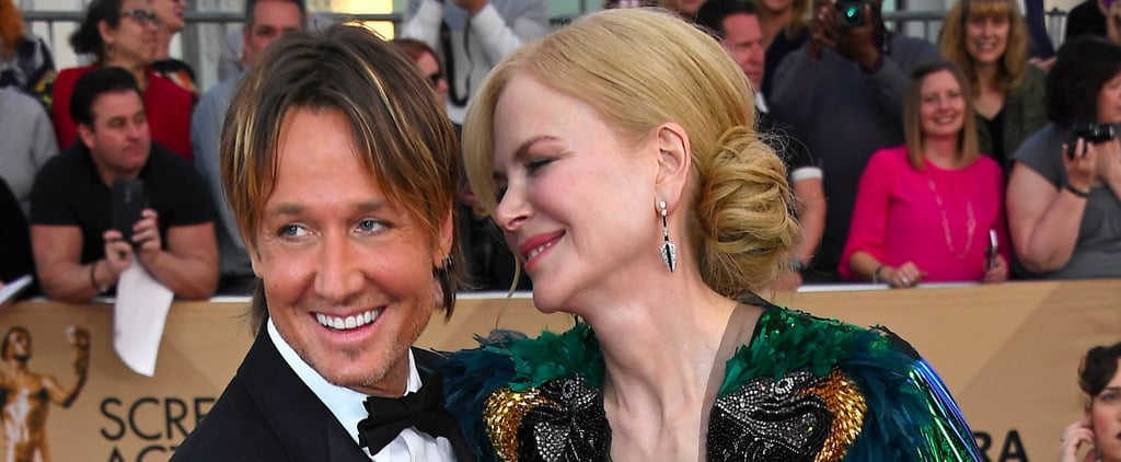 You Can Almost Feel Nicole Kidman and Keith Urban's Love at the SAG Awards