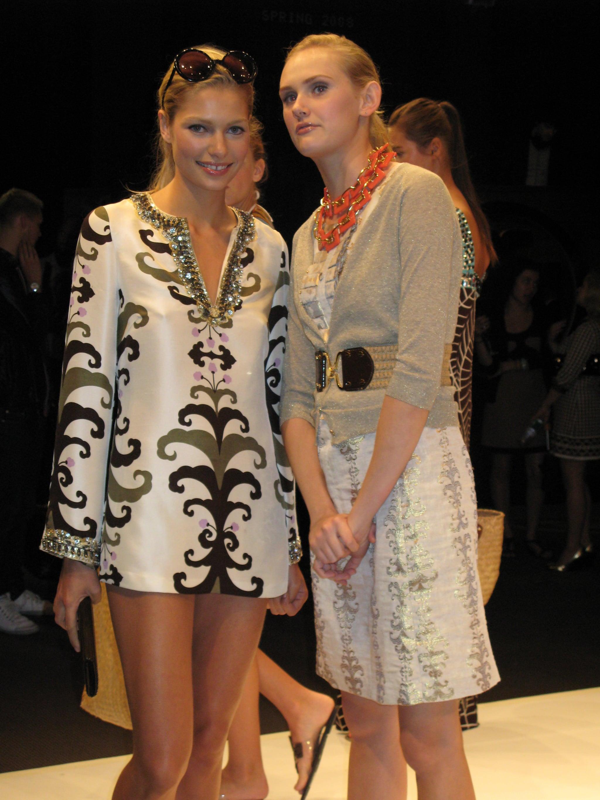 New York Fashion Week, Spring 2008: Tory Burch