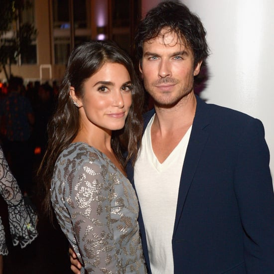 Ian Somerhalder and Nikki Reed at Comic-Con 2016 | Pictures