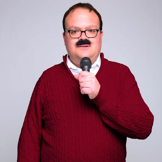 DIY Ken Bone Costume