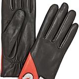 Agnelle Love Leather Gloves
