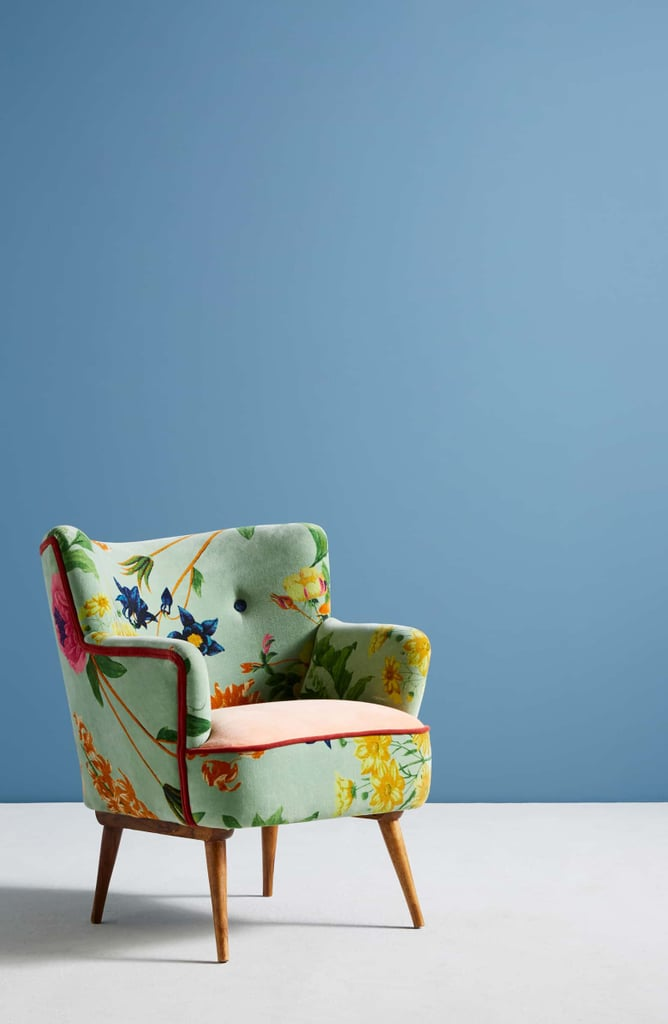 Anthropologie Floret Accent Chair Best Cyber Monday Furniture