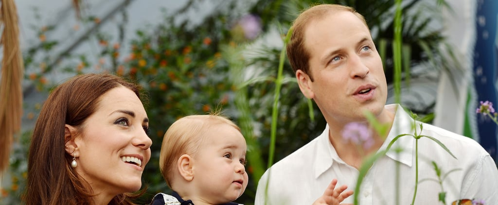 Royal Report: Inside Kate and William's Babymoon —With George!