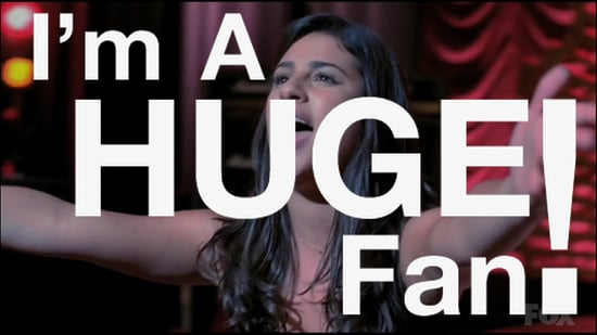 """Watch Shelly, winner of the """"Attend the SYTYCD Finale with a Glee Cast Member"""" Contest, in """"I'm a Huge Fan!"""""""