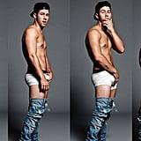 Nick Jonas's Disney Dong