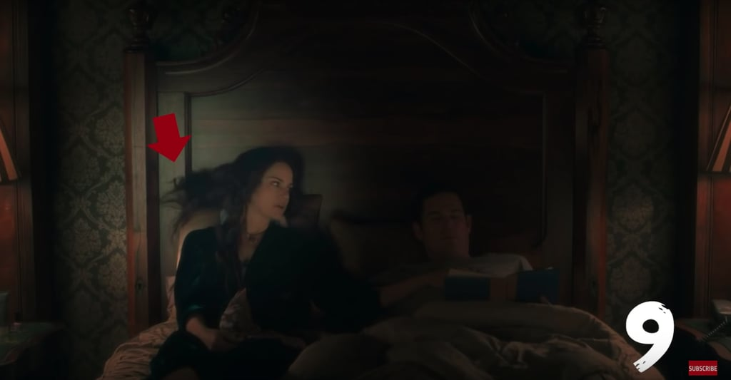 Hidden Ghosts In Haunting Of Hill House Popsugar Entertainment Uk Photo 9