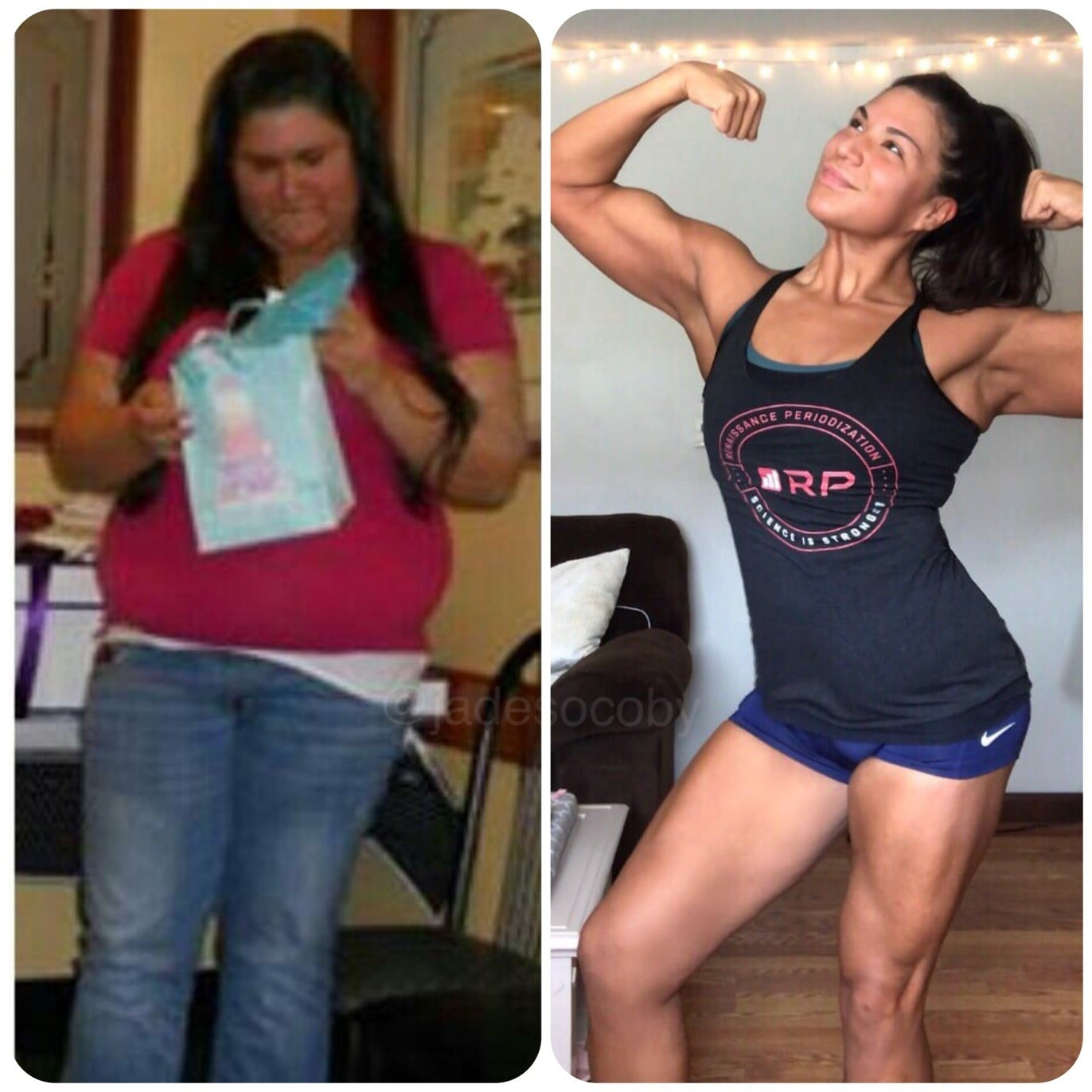 """This Is Exactly How Jade Lost 65 Kilos Naturally — """"No Trainers, Help, or Surgeries"""""""