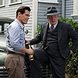 Josh Brolin and Nick Nolte in Gangster Squad.