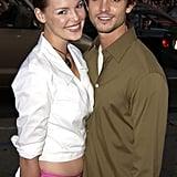Katherine Heigl and Jason Behr