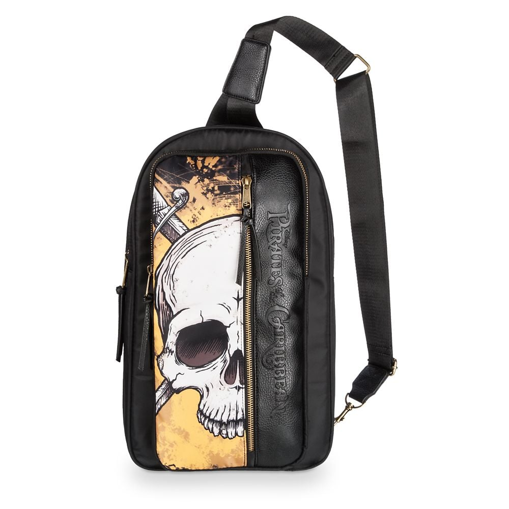 Pirates of the Caribbean Sling Backpack