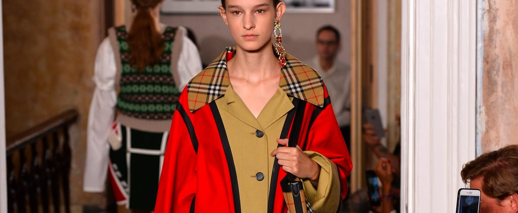 It's Time to Wrap Up Warm In Burberry's Incredibly Chic Coats
