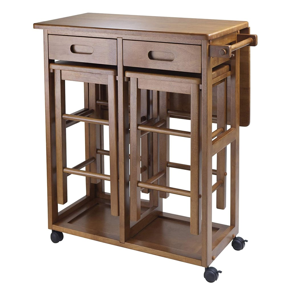 Winsome Suzanne Kitchen Islands & Carts