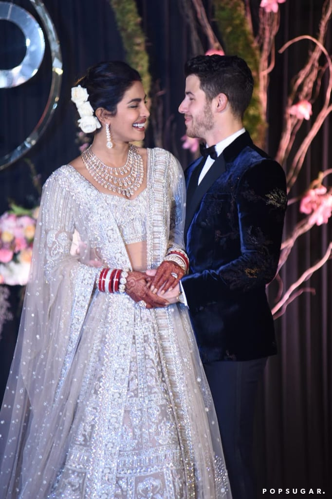 "It's official, Nick Jonas and Priyanka Chopra are married! The couple tied the knot in Jodhpur, India, on Dec. 1 in a Christian ceremony at the Taj Umaid Bhawan Palace, surrounded by family and friends. Following the epic celebrations that ended in fireworks, both Nick and Priyanka gave a peek into their special day and shared a message of love and respect with their fans.  ""One of the most special things that our relationship has given us is a merging of families who love and respect each other's faiths and cultures,"" they shared. ""And so planning our wedding with an amalgamation of both was so so amazing."" On Dec. 2, the couple tied the knot again during an extravagant Hindu wedding. And the festivities didn't stop there! On Tuesday, the couple brought both of their families together for yet a another marriage ceremony in Delhi.  The couple kicked off their wedding weekend with a Mehendi ceremony, where Priyanka shined in a colorful Khosla Jani outfit. They followed it up with a sanjeet, or musical ceremony, featuring their two families. Priyanka shared an epic video of the events on Instagram, which included a dance number with her mom, a Jonas Brothers onstage reunion, and Sophie Turner in a group performance. Of course, Nick and Priyanka gave the events a twist of their own, just like with their engagement party.  Nick and Priyanka first sparked dating rumors in May, and the ""Close"" singer proposed two months later. He reportedly closed down a Tiffany & Co store just to find his now-wife the perfect ring. Aw! Check out more photos from their jaw-dropping celebrations below.       Related:                                                                                                           The Adorable Way Nick Jonas Proposed to Priyanka Chopra Will Make Your Heart Soar"