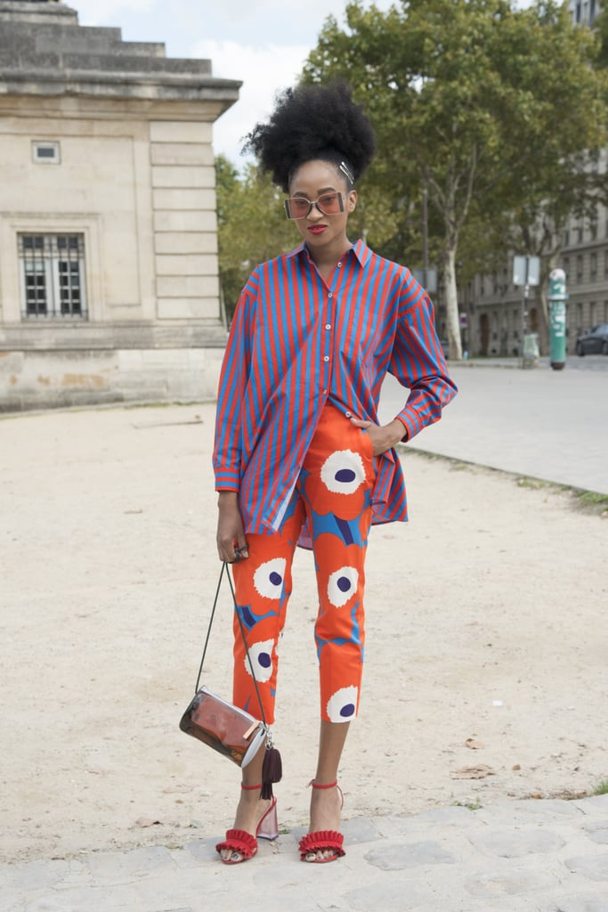 Don't Be Afraid to Mix and Match Bold Prints