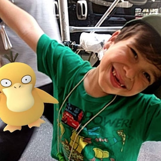 Pokemon Go Is Helping a Young Boy With Autism