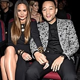 Chrissy Teigen and John Legend Might Just Be the Hottest Couple at the AMAs