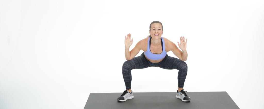How to Do Squat Jacks