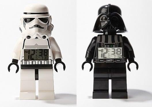 Star Wars Lego Alarm Clocks