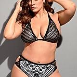 Ashley Graham x Swimsuits For All Roaring Bikini