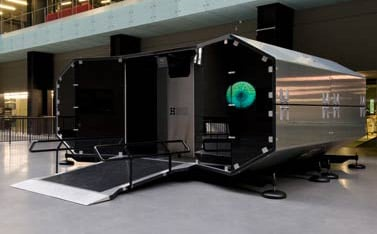 Hermes H Box Arrives at London's Tate Modern