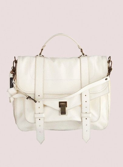Proenza Schouler's PS1 Large Leather Satchel ($1,995) is a worthy splurge. Just like Reese Witherspoon, you'll end up sporting this bag everywhere you go.