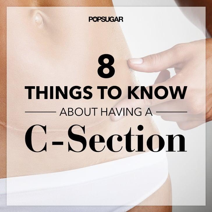 8 Postpartum C-Section Surprises Most Women Don't Talk About