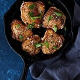 Cast-Iron Crispy Chicken Thighs