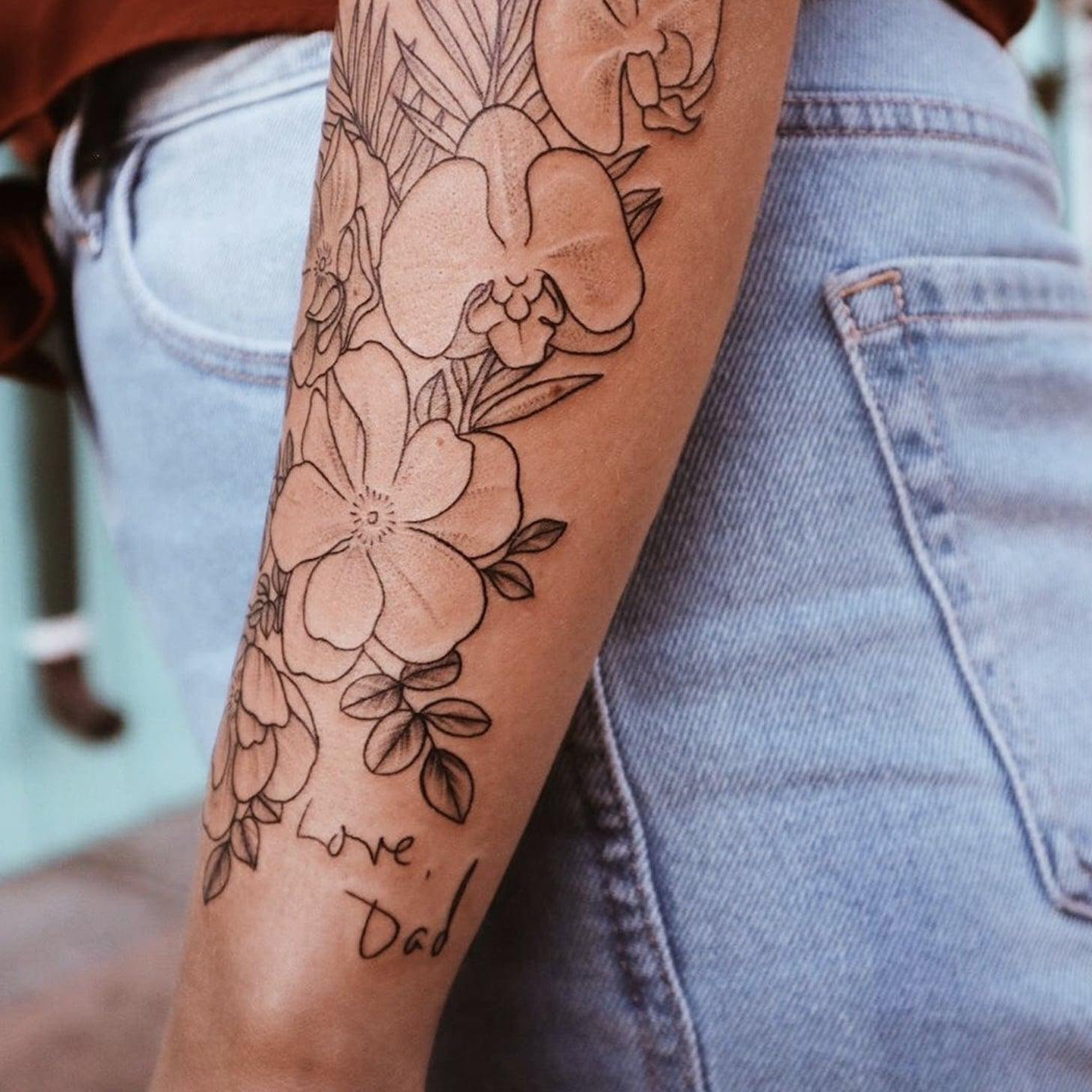 The Best Memorial Tattoo Ideas 2020 Popsugar Beauty