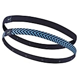 Nike's chevron sport headband ($10) is a cute option for pulling back your hair during workouts.