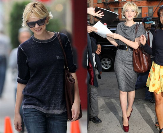 Carey Mulligan Promoting Never Let Me Go in New York 2010-09-19 18:30:00
