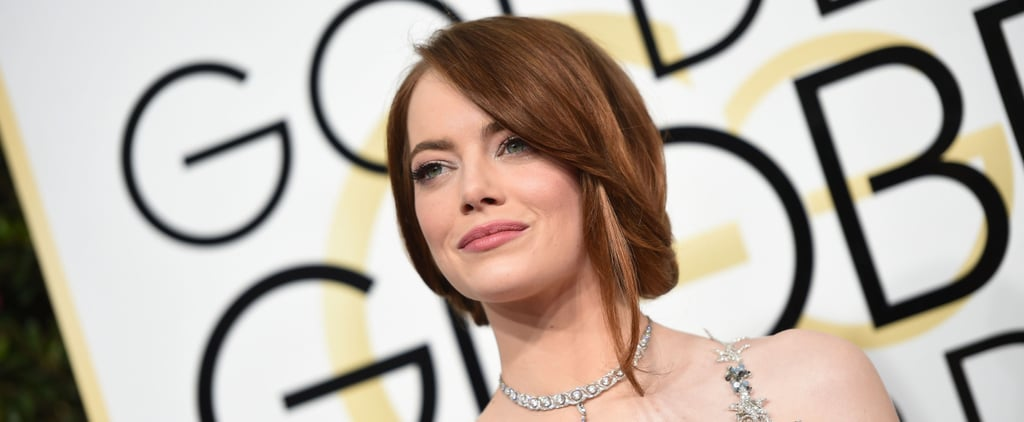 The Viral Skin Care Mask Emma Stone Used to Get Ready For the Golden Globes