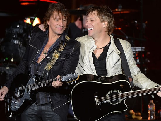Keep the Faith! Jon Bon Jovi and Richie Sambora Exchange Well Wishes on Twitter After Rumored Feud