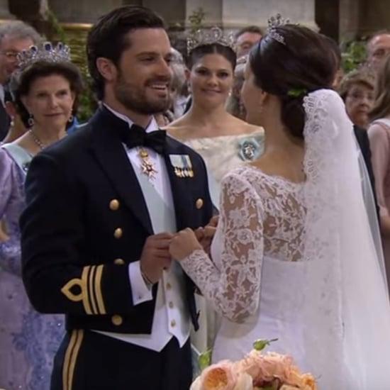Swedish Royal Wedding Video 2015