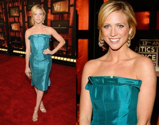 Critics' Choice Awards: Brittany Snow